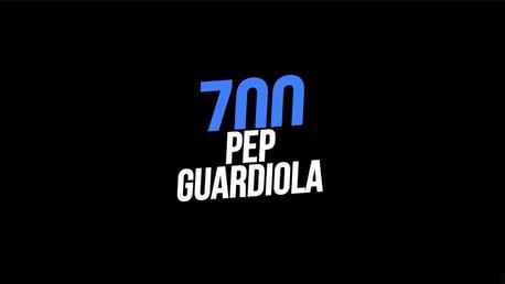 Los 700 partidos Pep Guardiola