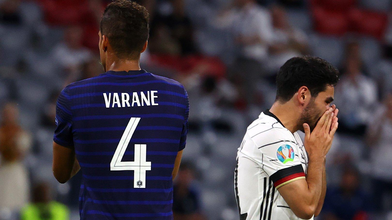 ألمانيا تخسر أمام فرنسا بمشاركة جوندوجان