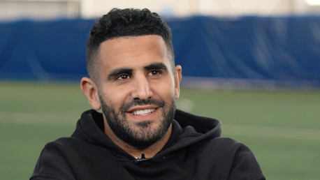 QUICK-FIRE QUESTIONS! | RIYAD MAHREZ
