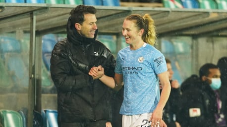 Taylor: Sam Mewis can get even better!