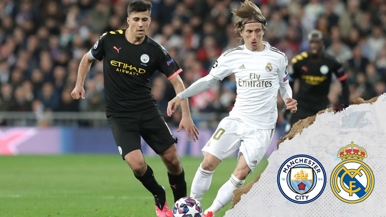 Rodrigo: Let's prove how good we are