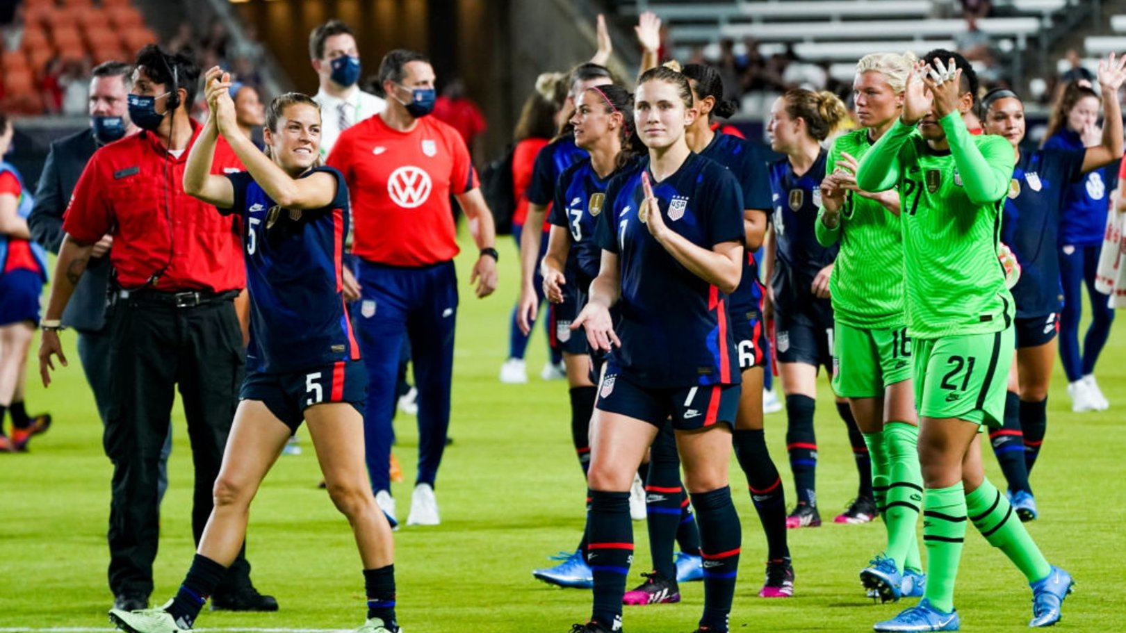 Dahlkemper helps USA conclude Summer Series with Nigeria triumph