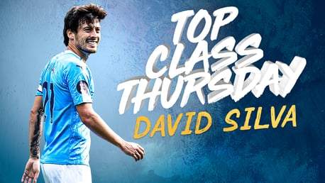 TOP CLASS THURSDAY: ดาวิด ซิลบา