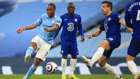 City's title push put on hold after loss to Chelsea