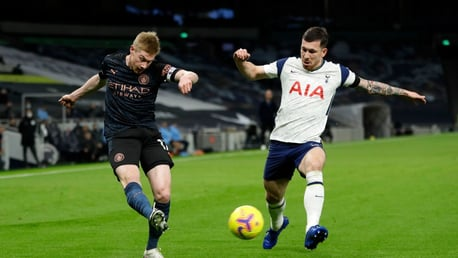 Spurs 2-0 City: Watch the action in brief