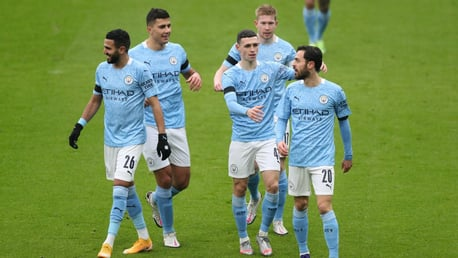Man City ease into FA Cup fourth round with win over Birmingham