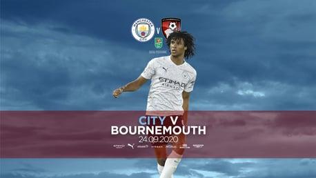 City v Bournemouth: FREE digital match programme