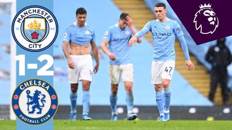 City 1-2 Chelsea: le résumé en bref