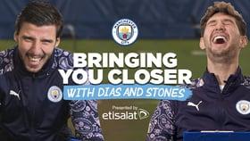 Bringing You Closer: John Stones Ruben Dias fan Q&A!