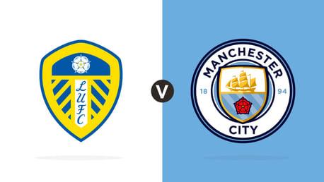 Leeds United v City Crests - Match Day Live