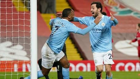 Bernardo Silva: City replicating title winning form