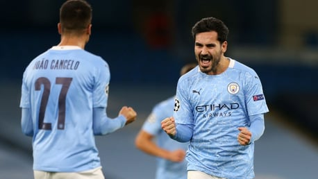 Gundogan: 'I don't practice free-kicks that much!'