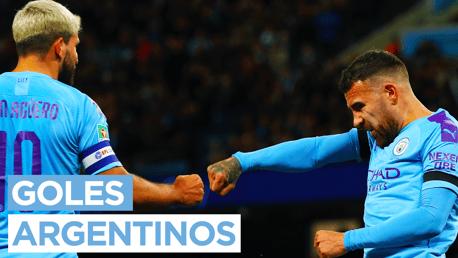 Goles argentinos