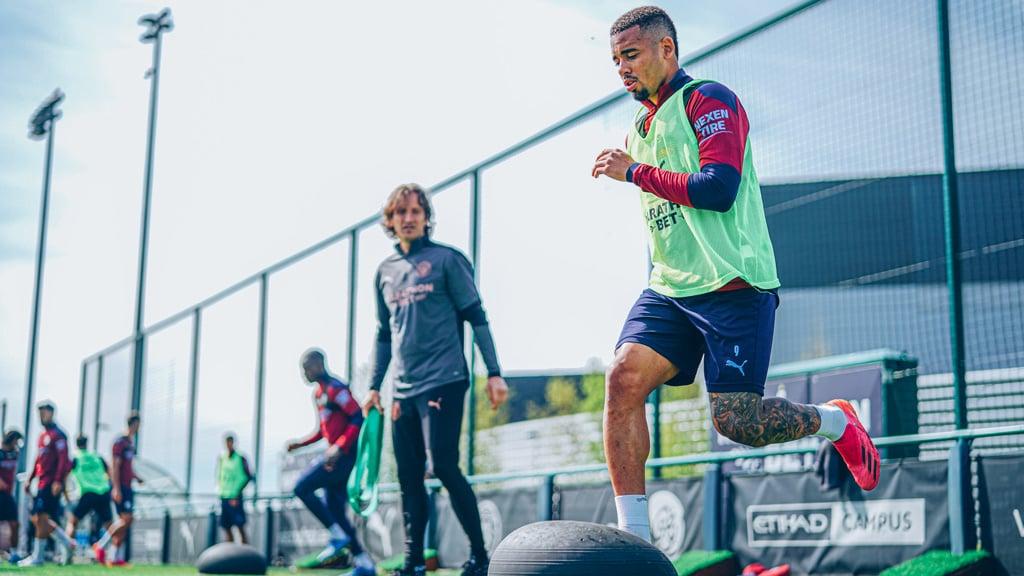 Carabao Cup champions prepare for Paris
