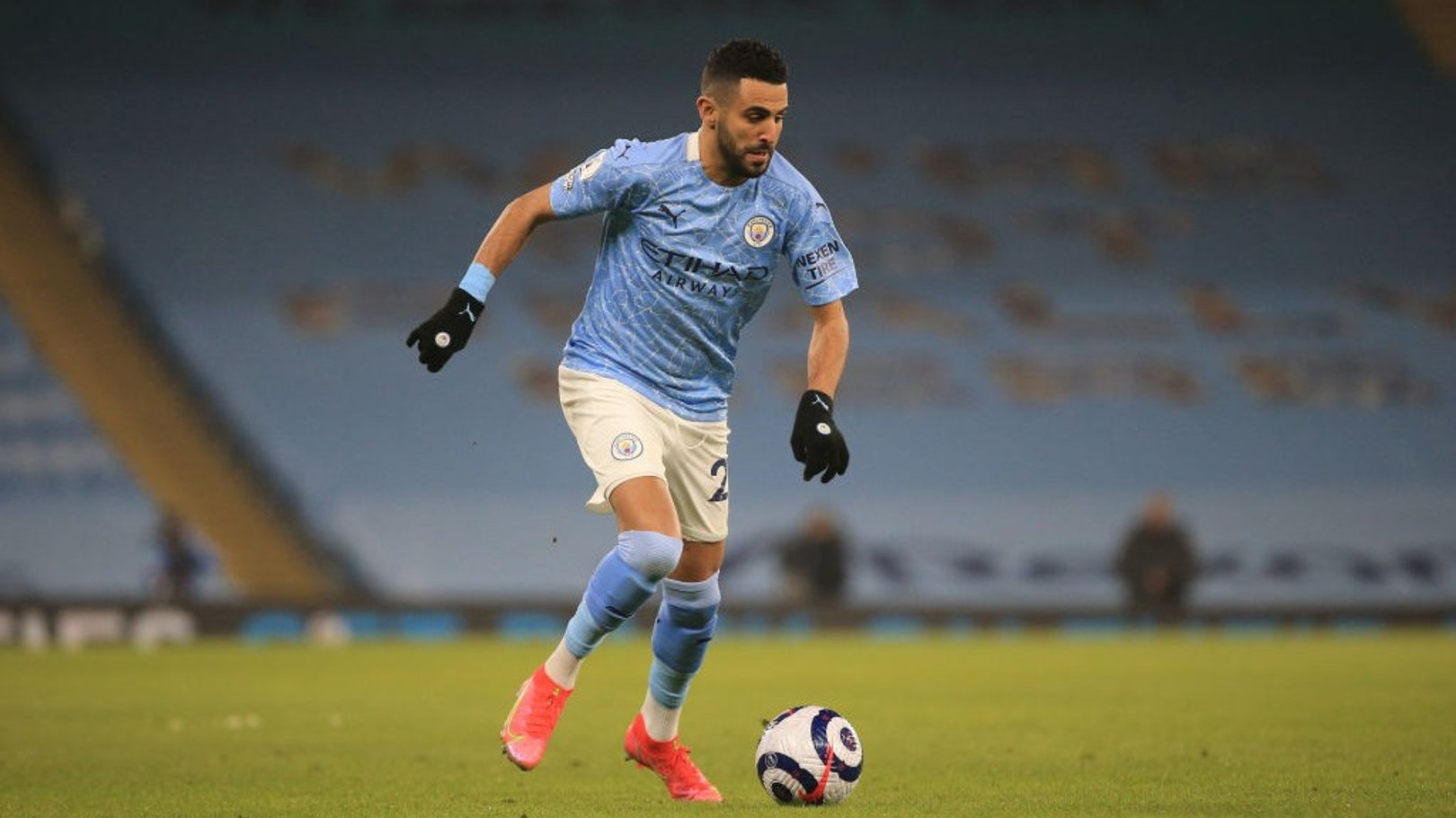 Mahrez delighted by City's never say die attitude