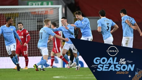 Vote now for the Nissan Goal of the Season!