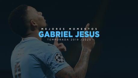 Lo mejor de Gabriel Jesus
