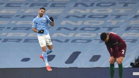 Mahrez: This season is far from over