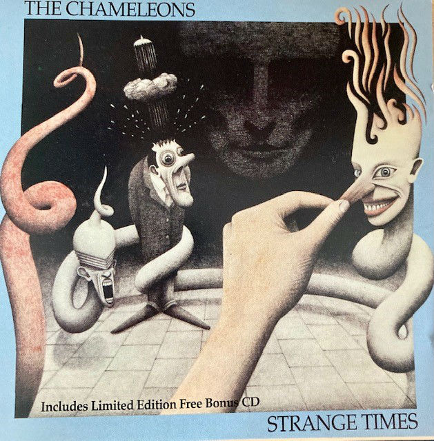 TIMELESS: Strange Times was released by the band in 1986