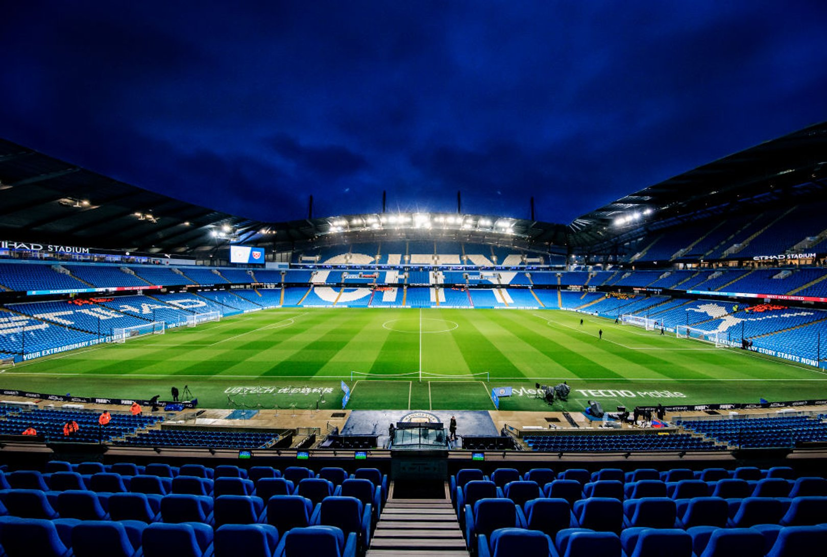 Club statement: City v Arsenal postponed