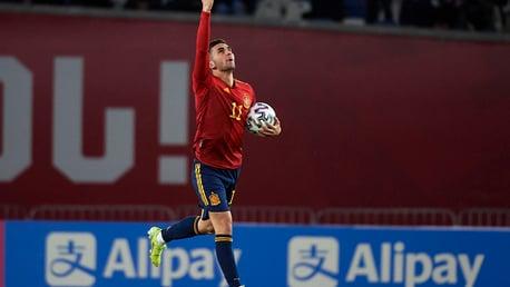 Ferran Torres, decisivo en la remontada de España