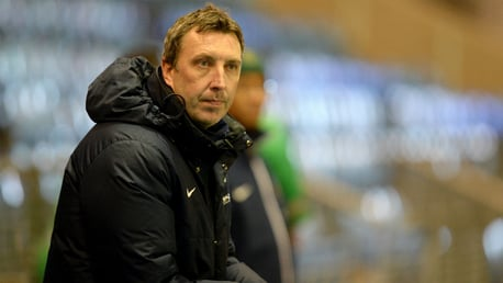 Wilcox targets stylish FA Youth Cup win