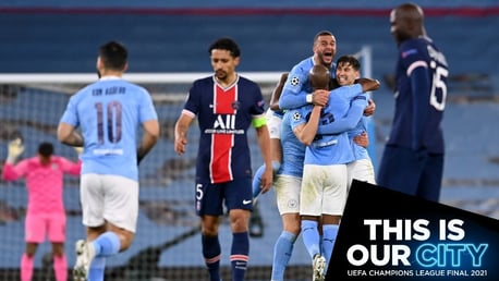 Enjoy all our 2020/21 Champions League full-match replays on CITY+