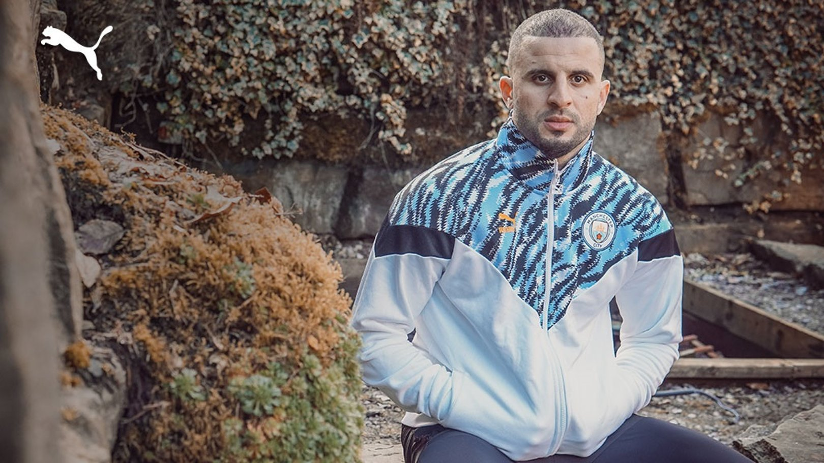 PUMA's new Iconics range launches ahead of Manchester derby