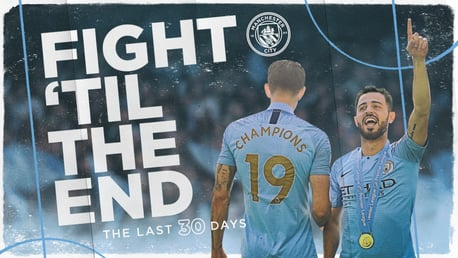 FIGHT 'TIL THE END: Go behind-the-scenes on the final 30 days of our 2018/19 title win