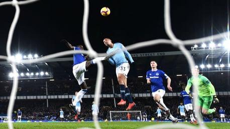 Everton v City: Sold out
