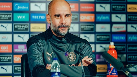 Pep relishing derby challenge