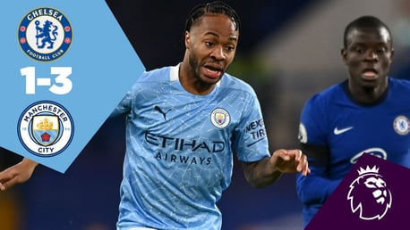 Chelsea 1-3 City: Full-match replay