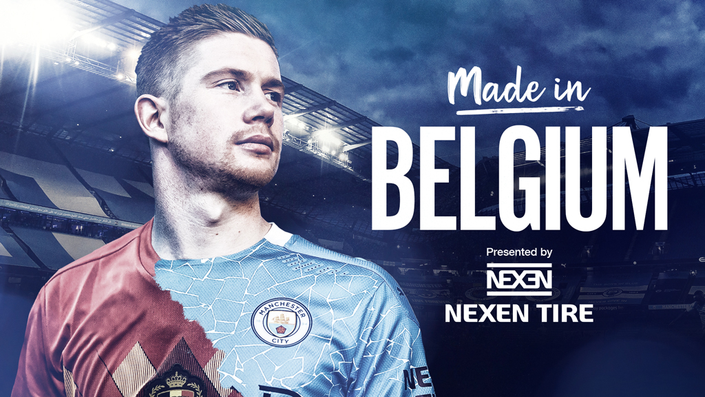 Made In Belgium: Kevin De Bruyne