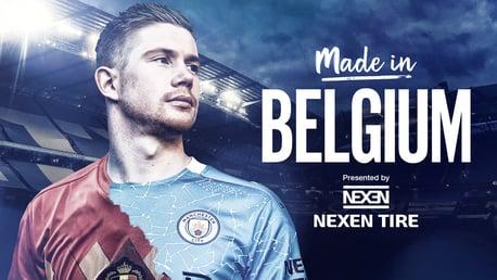 Made in Belgium 케빈 데 브라이너