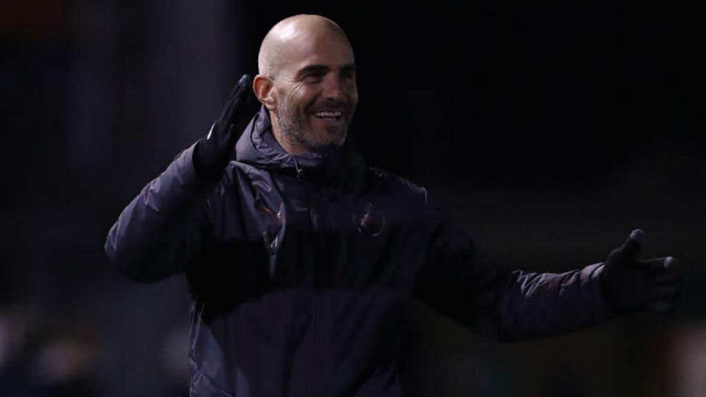 Maresca's pride at City's Under-21s