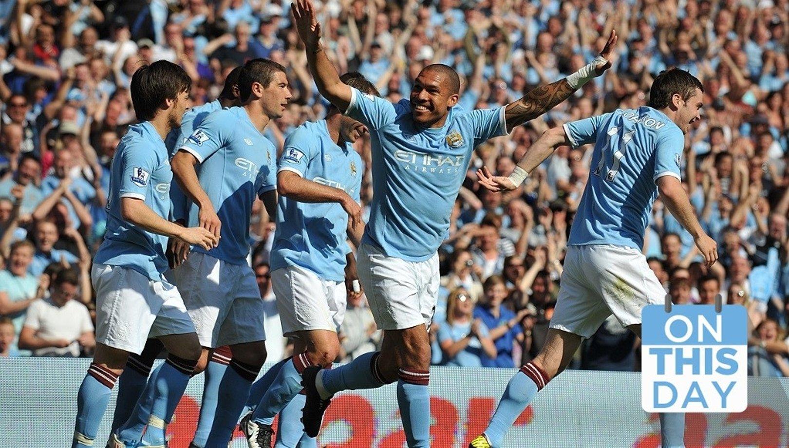 On this day: De Jong scores... finally