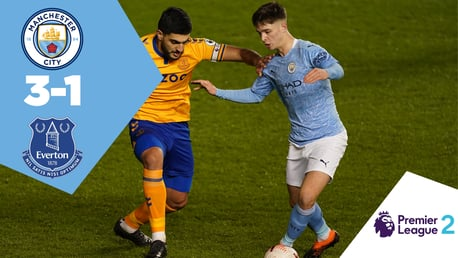 City EDS 3-1 Everton: Full Match Replay