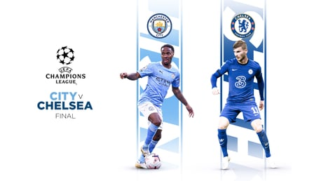 City to face Chelsea in Champions League final