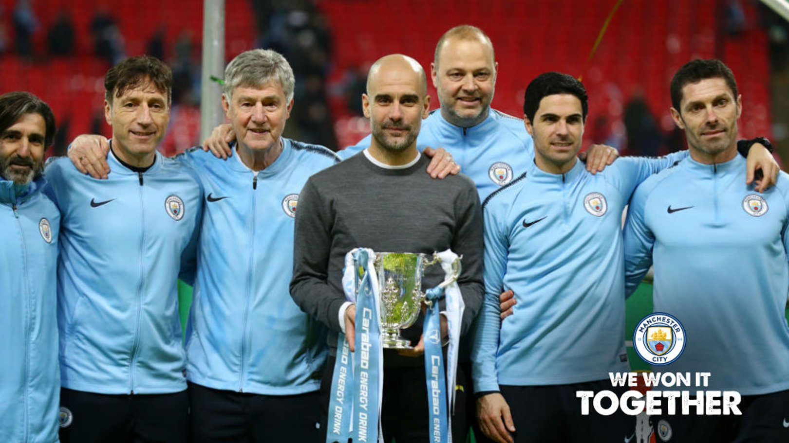 Manchester City: Carabao Cup winners 2018/19!