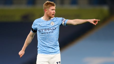 Kevin Horlock: Complete De Bruyne the perfect midfielder