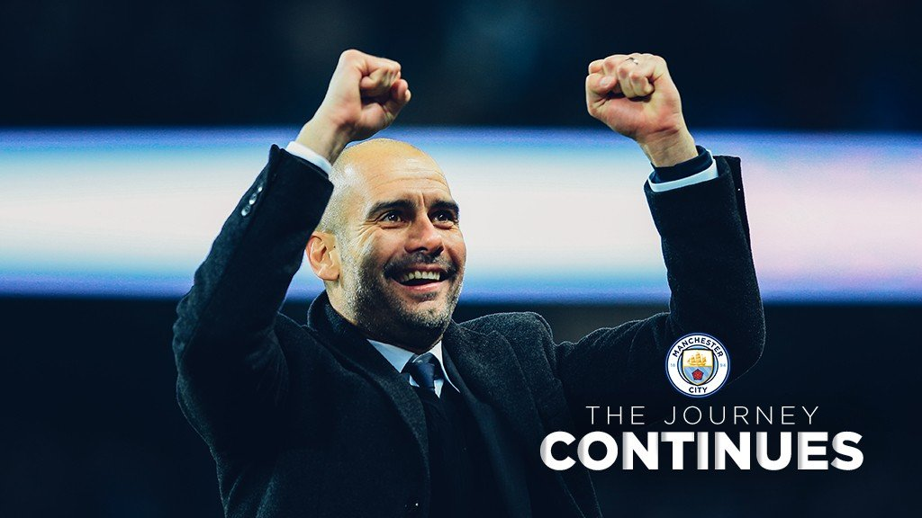 Pep Guardiola's new deal: How the media reacted