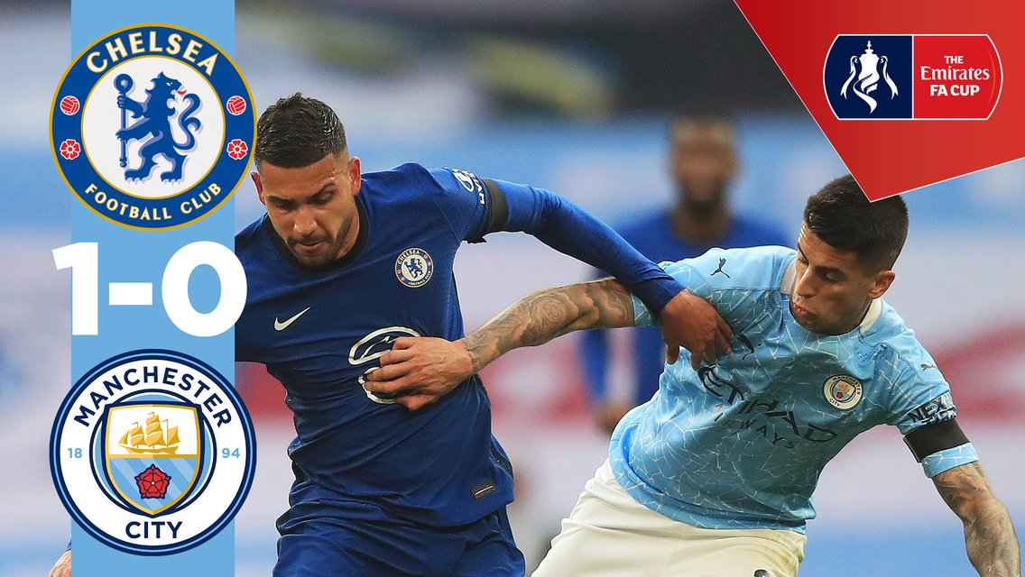 Chelsea 1-0 City: resumen