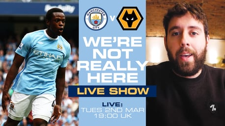 Onuoha the guest for Wolves WNRH show