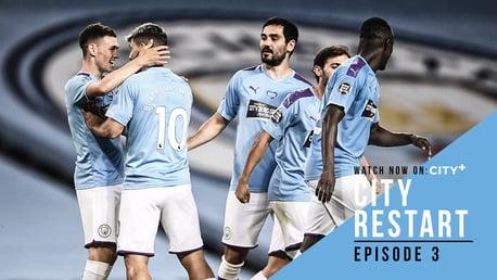 City Restart: Watch episode 3 now!