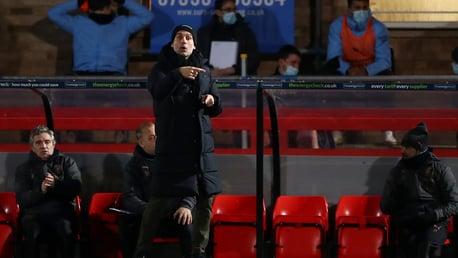 Guardiola: C'est bien que Laporte, Garcia et Torres soient de retour