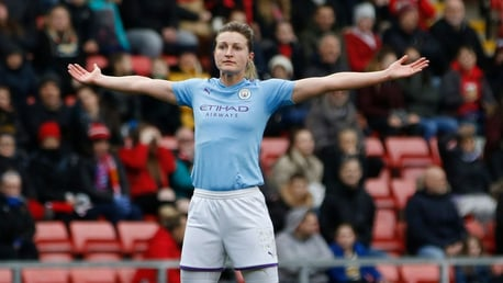 Ellen White on her first year at City - and hunger to return