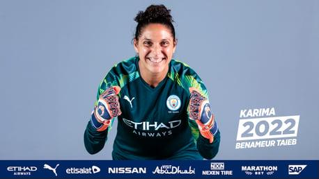 Karima Benameur Taieb assina novo contrato