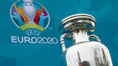 نصف نهائي يورو 2020: متى يلعب نجوم السيتي؟