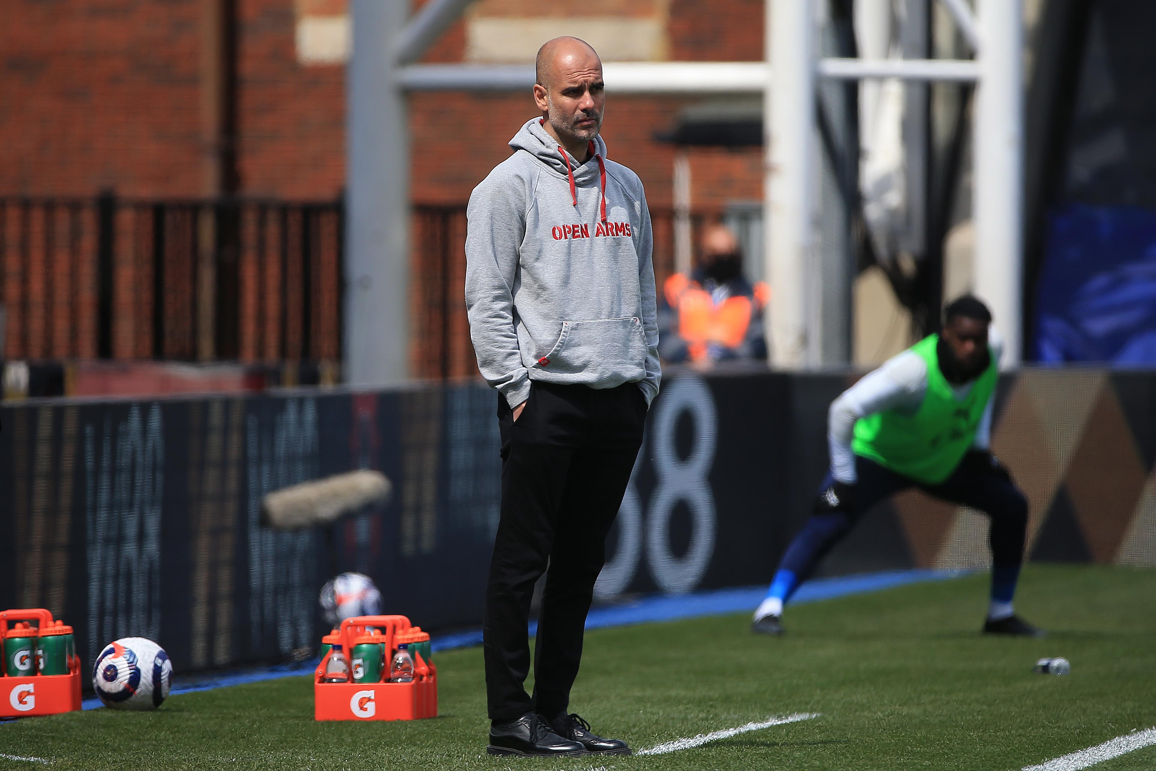 """Pep: """"¡Nada superará el gol de Agüero al QPR!"""""""