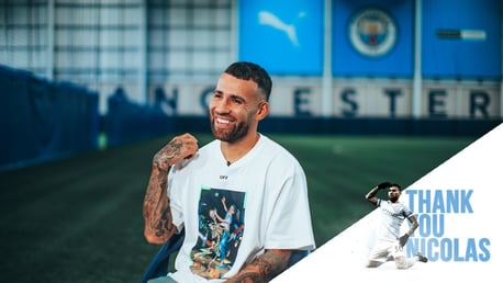 Nicolas Otamendi: I will always support the Club